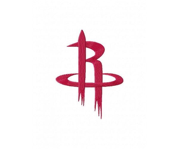 Houston Rockets Logo - rockets logo houston rockets logo machine embroidery design for ...