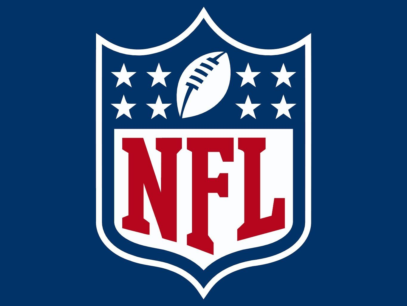 NFL Logo - NFL Logo Wallpaper | NFL Logo Wallpaper | NFL, Football, Nfl logo