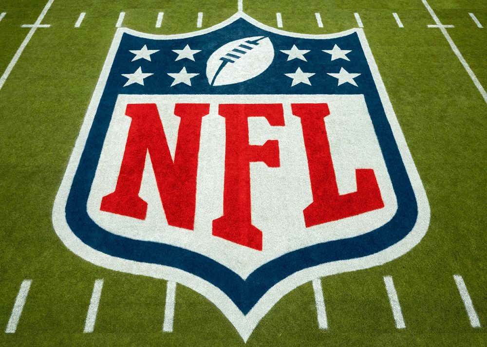 NFL Logo - NFL Field Logo... - NFL Office Photo | Glassdoor.co.in