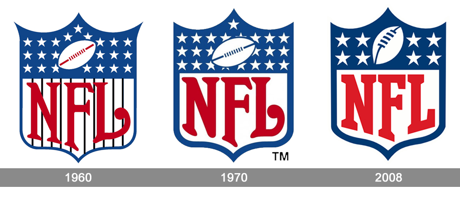 NFL Logo - nfl logo national football league logo nfl symbol meaning history ...