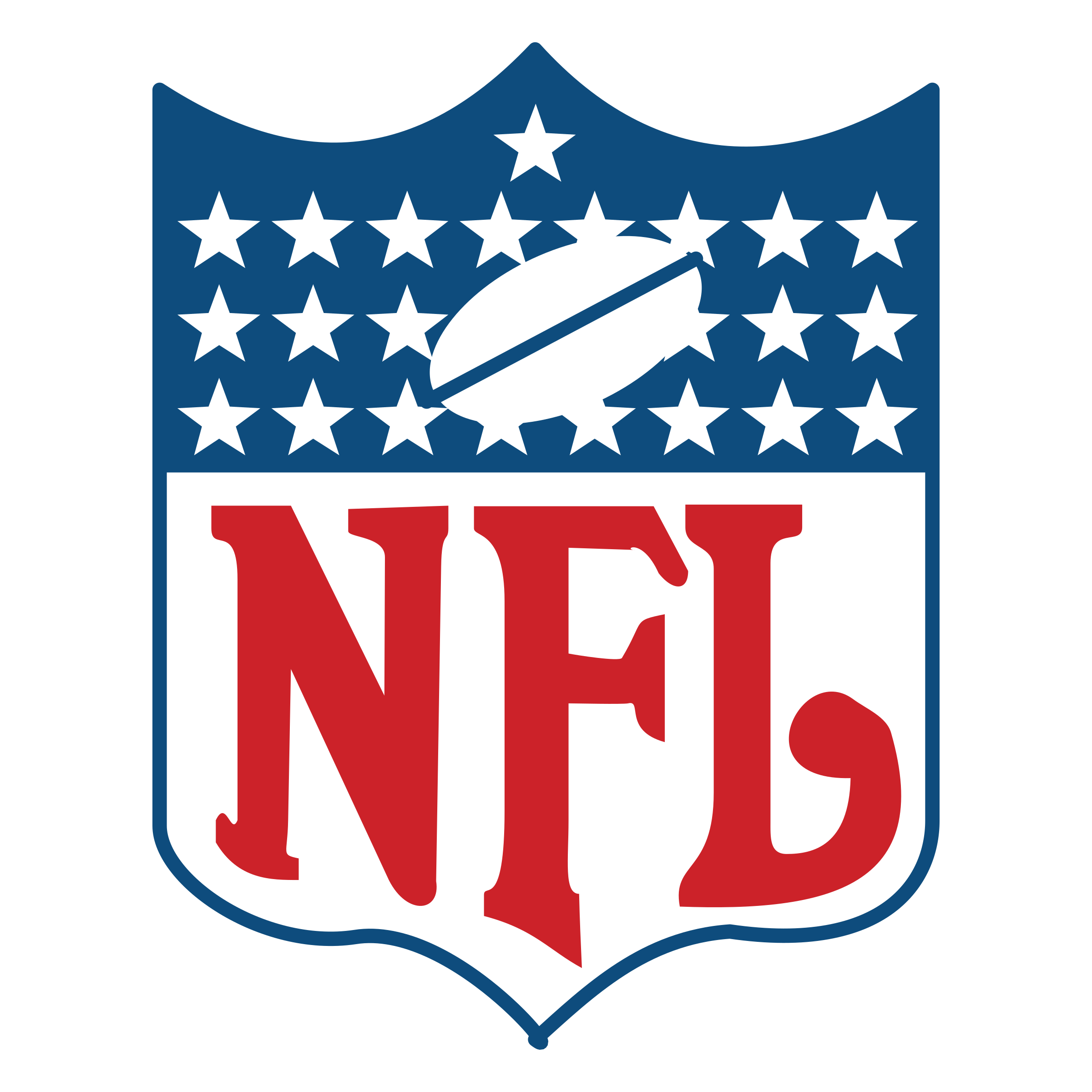 NFL Logo - NFL Logo PNG Transparent & SVG Vector - Freebie Supply