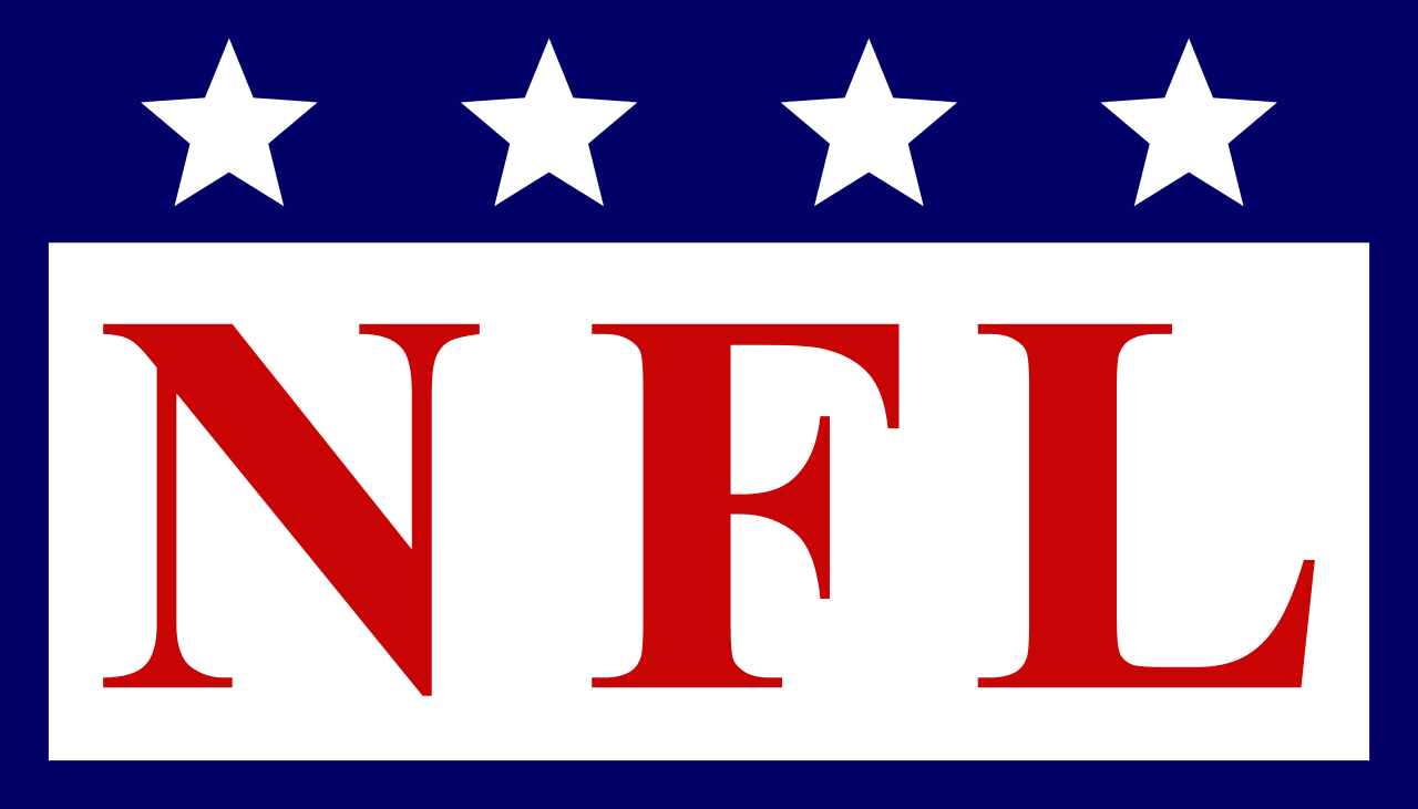 NFL Logo - File:Wikiproject NFL logo.svg