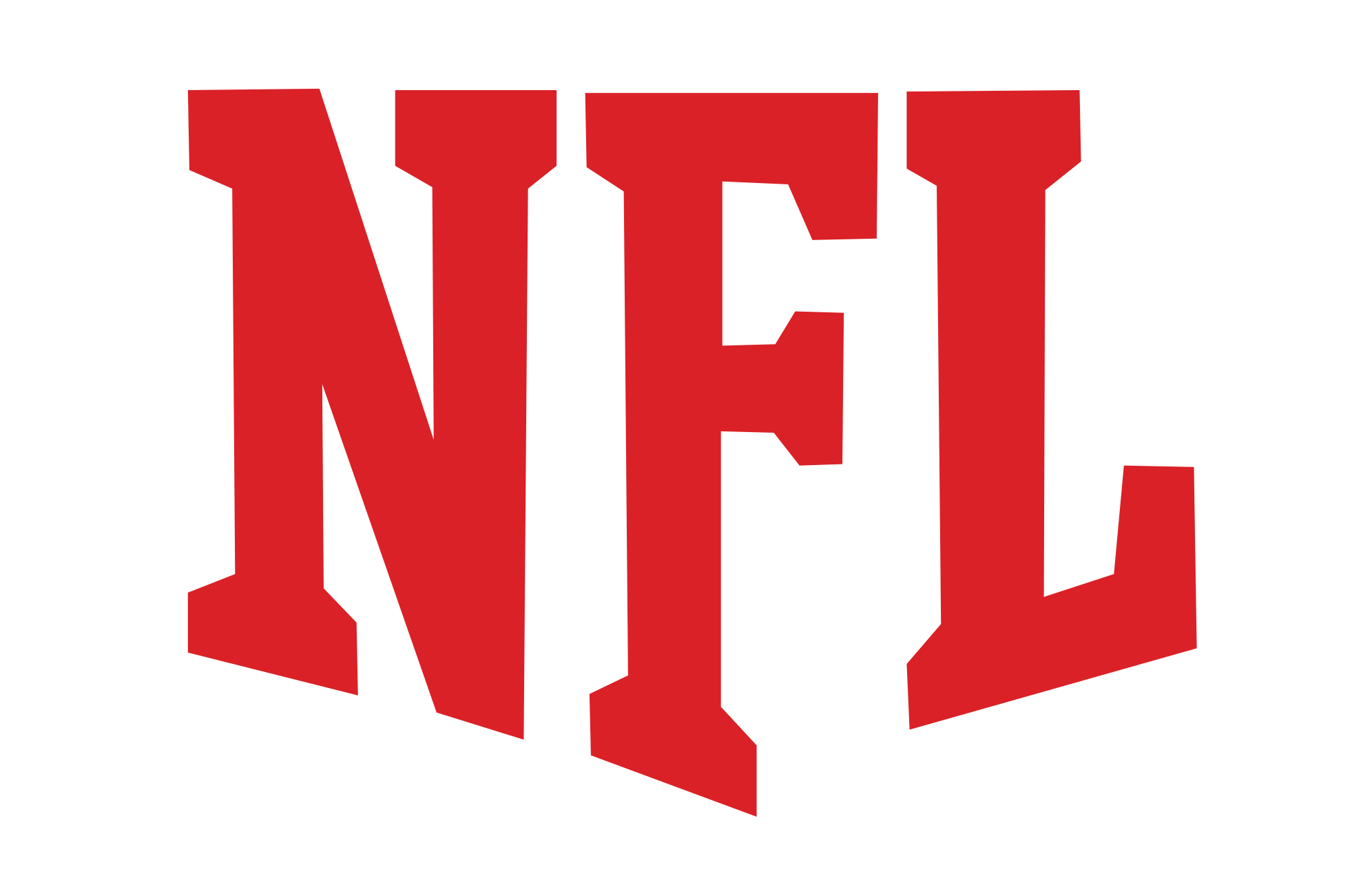 NFL Logo - National Football League logo, NFL Symbol, Meaning, History and ...