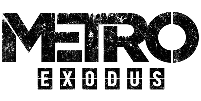 Metro Exodus Logo - Metro Exodus E3 2018 Gameplay Walkthrough
