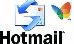 Hotmail Logo - Hotmail: why I've lived with the shame for 15 years | Technology ...