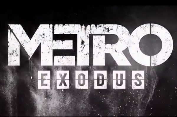 Metro Exodus Logo - 4A Games and Deep Silver Open Up Pre-Orders for Metro Exodus