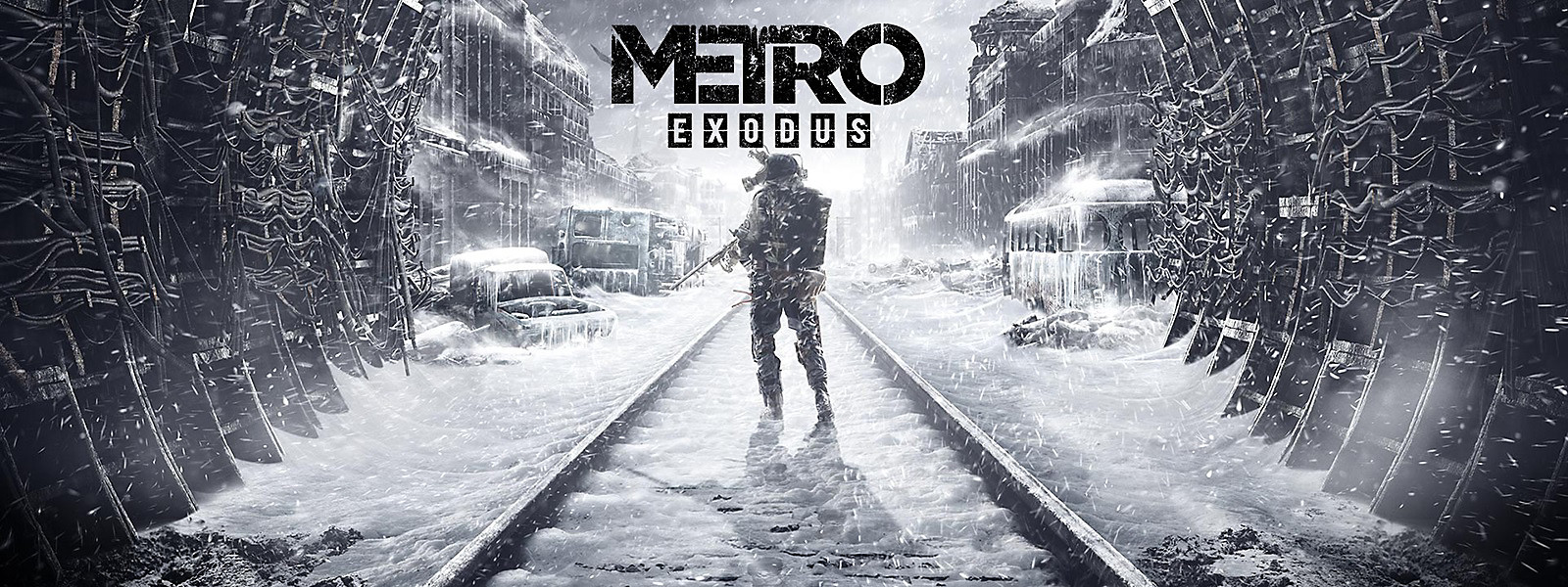 Metro Exodus Logo - Metro Exodus Game | PS4 - PlayStation