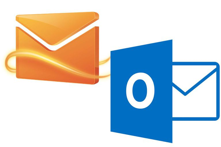 Hotmail Logo - How to Access Windows Live Hotmail With Outlook