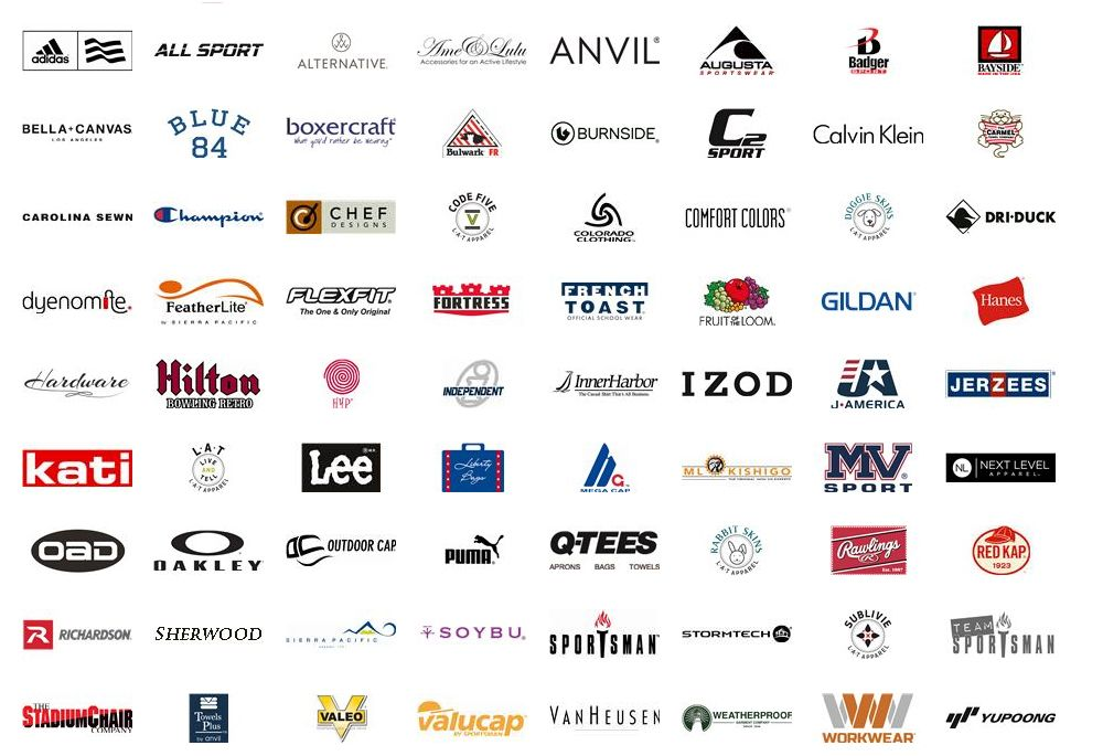 Brand Of Clothing And Apparel Logo Logodix