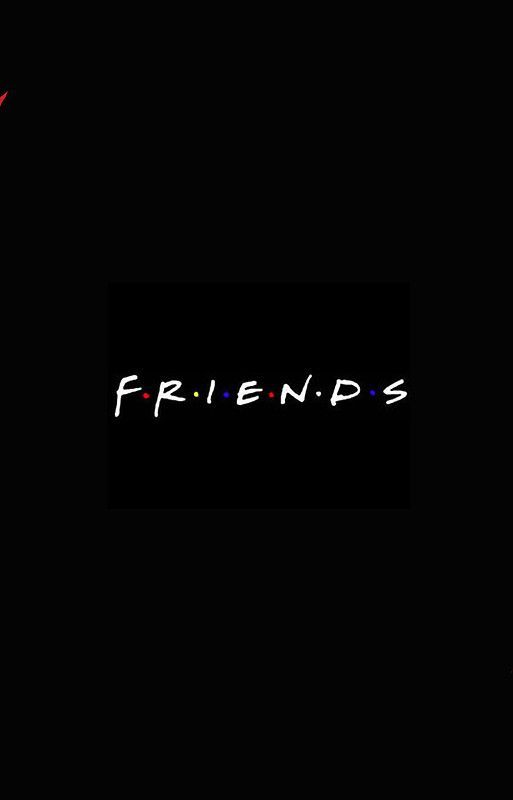 Friends Logo - Friends Logo by CoExistance | Entertainment | Friends, Friends ...