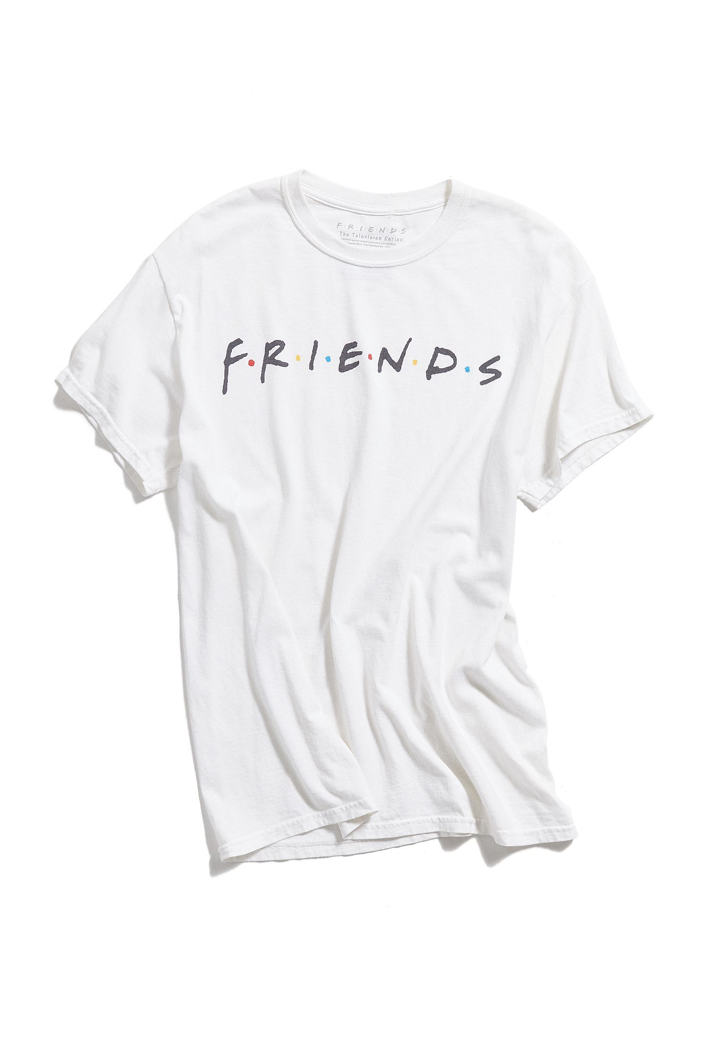 Friends Logo - Friends Logo Tee | Urban Outfitters