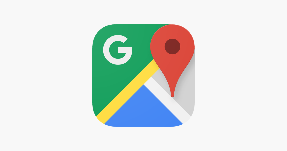 Google Maps App Logo - Google Maps - Transit & Food on the App Store