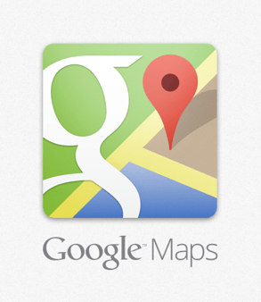 Google Maps App Logo - Google Maps App For iPhone Upgrade Adds Local Icons, Google Contacts ...