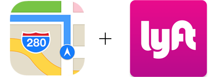 Google Maps App Logo - How to connect Lyft to the Maps app with extensions | The iPhone FAQ