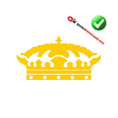 Yellow Gold Crown Logo - Yellow crown Logos