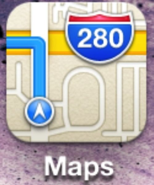 Google Maps App Logo - How Bad is Apple Maps? Bad Enough to Become an Internet Punchline ...
