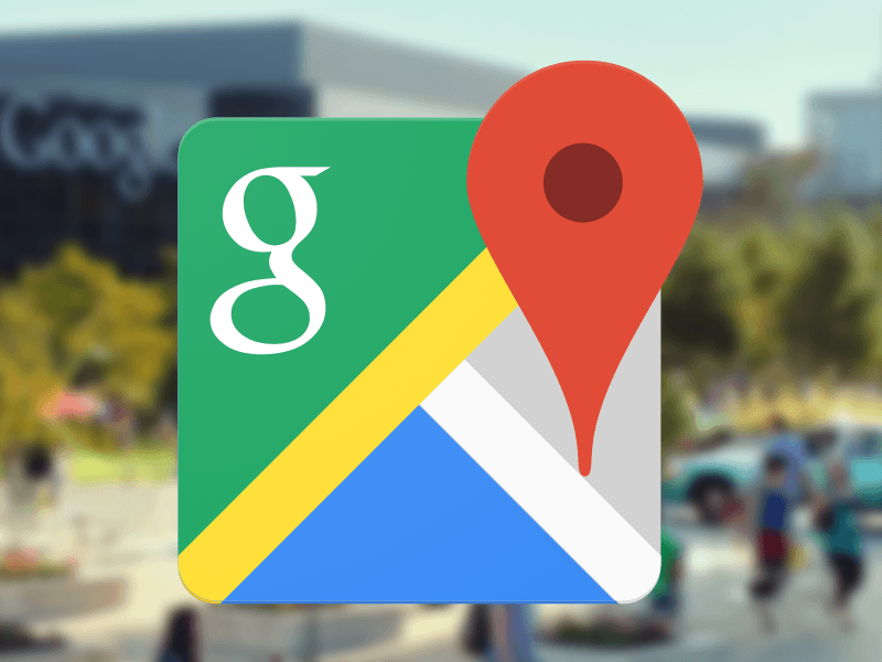 Google Maps App Logo - Google Maps Icon Sketch freebie - Download free resource for Sketch ...