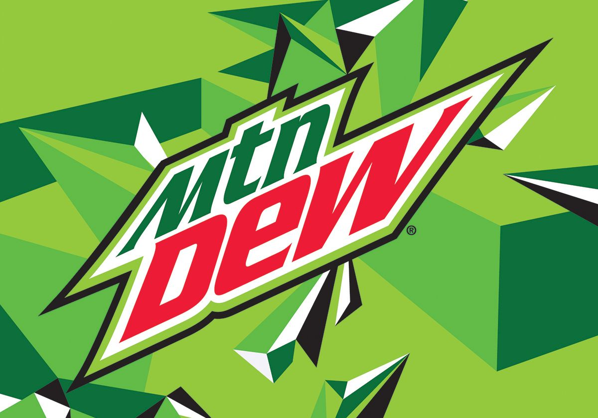 Mountain Dew Logo - Image - 4x2.797 Mtn Dew logo.jpg | Logopedia | FANDOM powered by Wikia