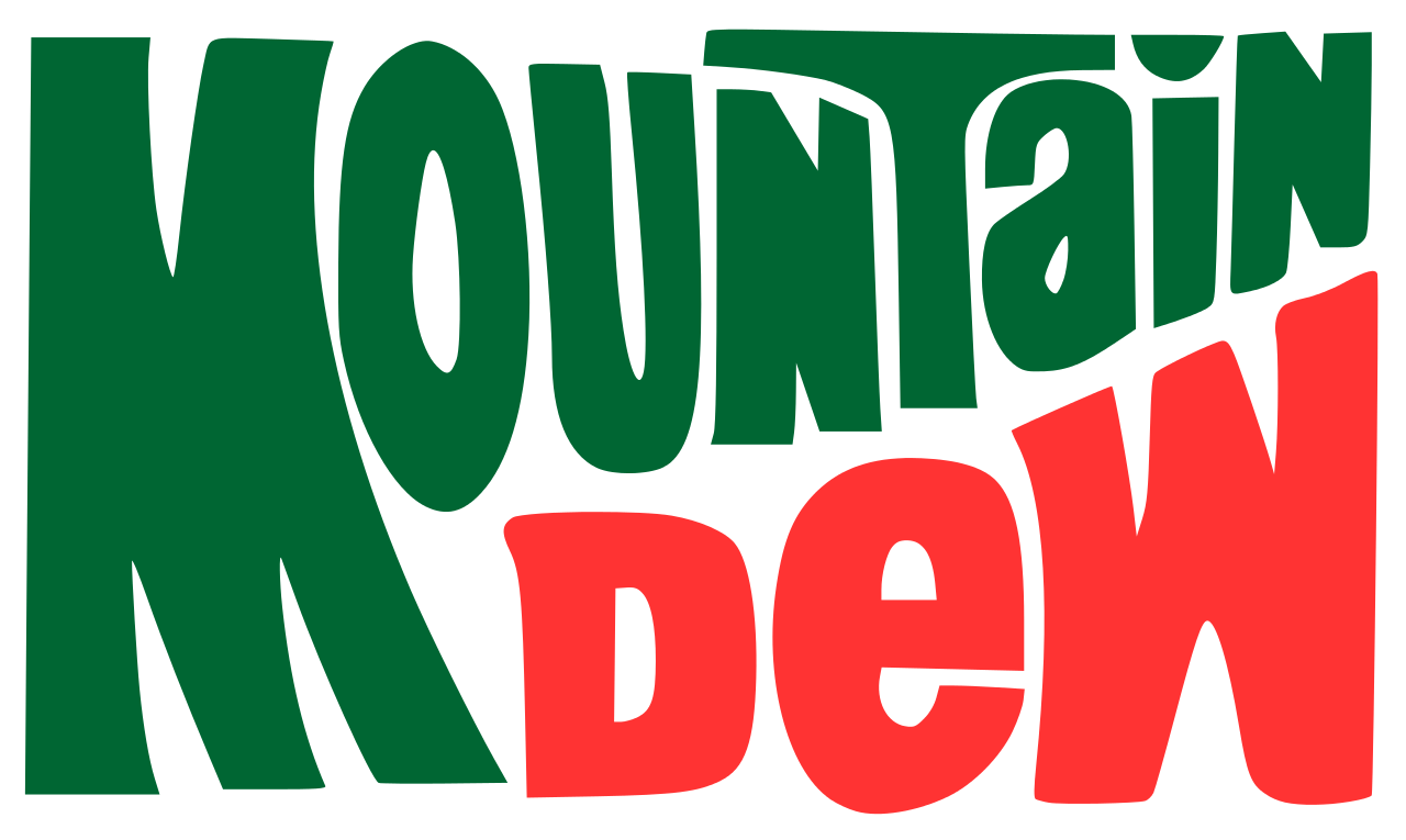 Mountain Dew Logo - Mountain Dew