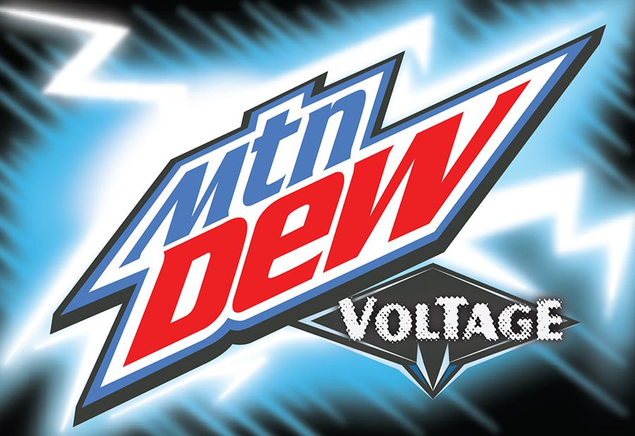 Mountain Dew Logo - Mountain Dew Voltage Logo | Sim Racing Design Community