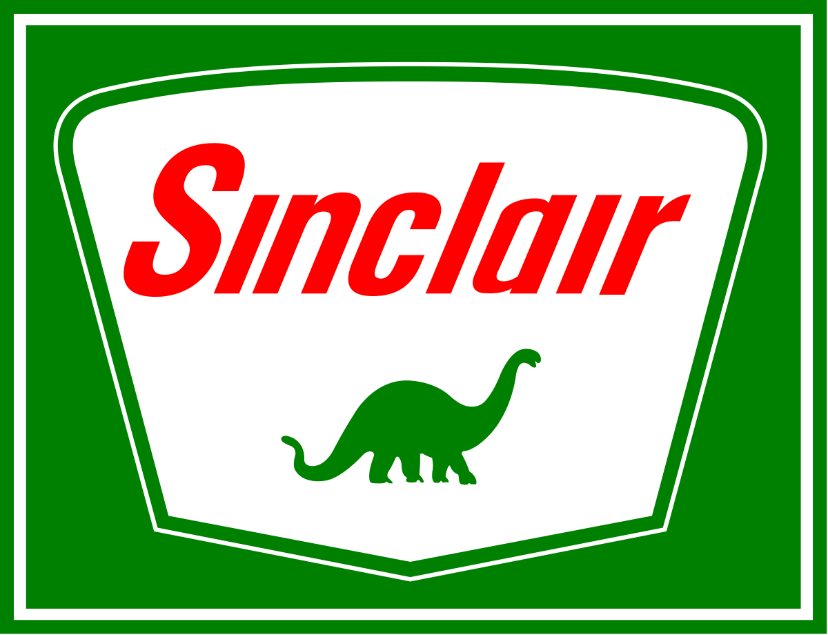 Gas Station Logo - Sinclair Oil Corporation