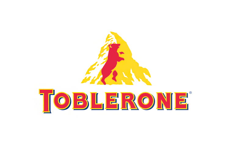 Toblerone Logo - Toblerone Logo - A Mountain of Chocolate With A Hidden Bear Secret