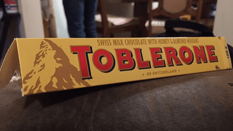 Toblerone Logo - People Can't Believe They've Never Noticed The Hidden Picture In ...