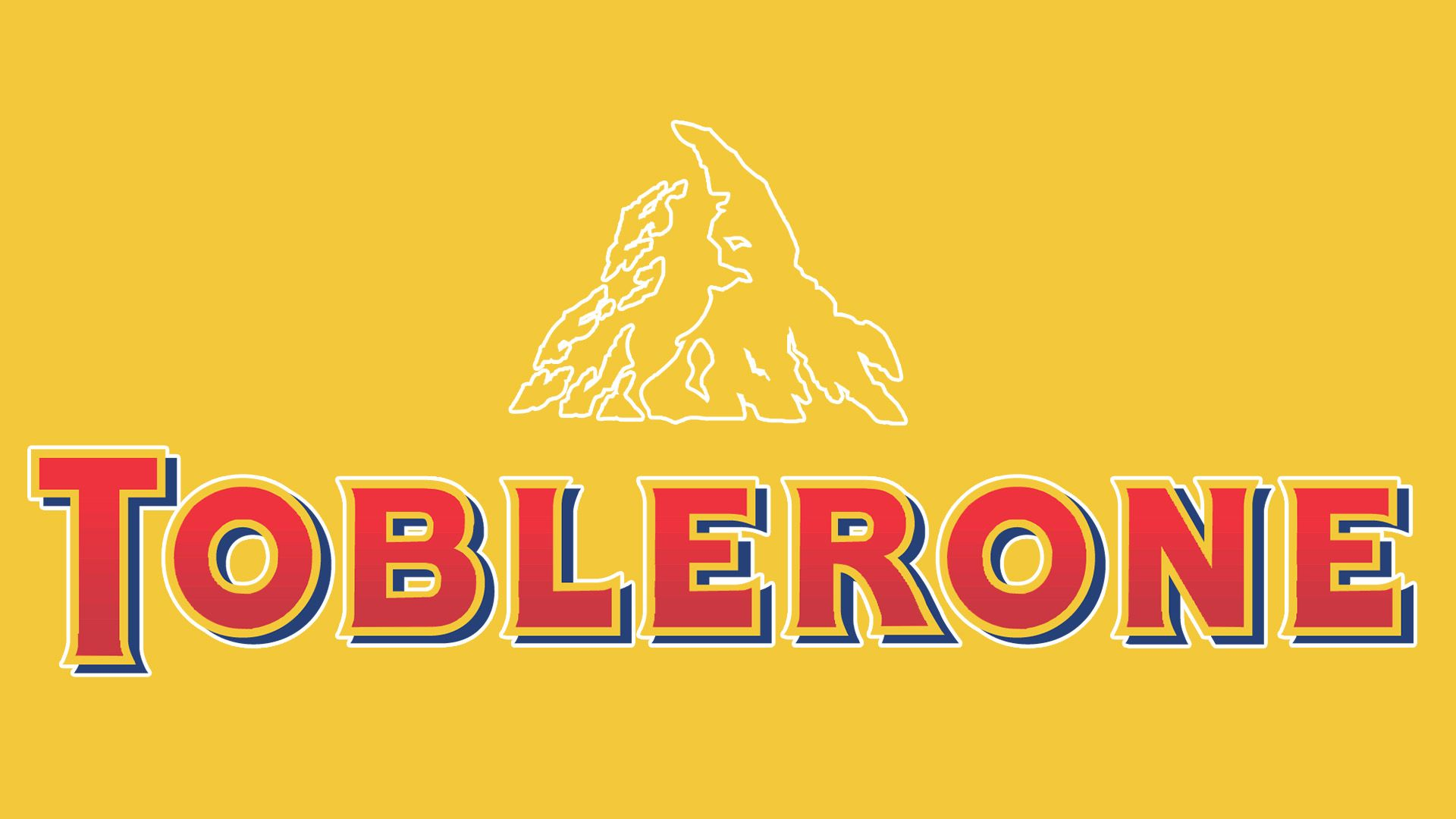 Toblerone Logo - Toblerone logo, symbol, meaning, History and Evolution
