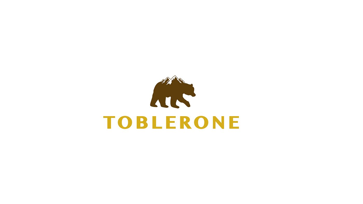 Toblerone Logo - Toblerone Logo on Behance