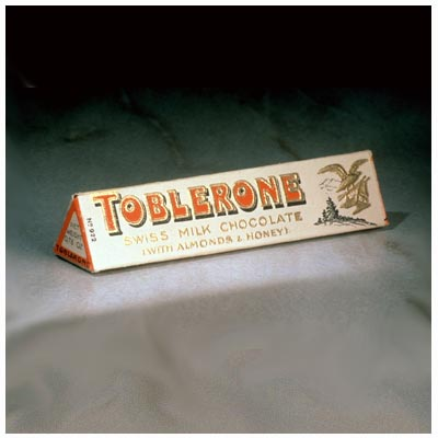 Toblerone Logo - Toblerone - How it all began - 1900 The First Toblerone