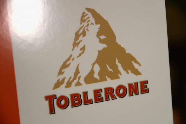Toblerone Logo - How Have We Only Just Noticed The Secret Symbol In The Toblerone Logo?