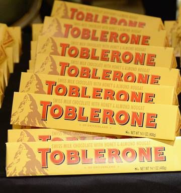 Toblerone Logo - Mum's Twitter post goes viral after revealing what son found in ...