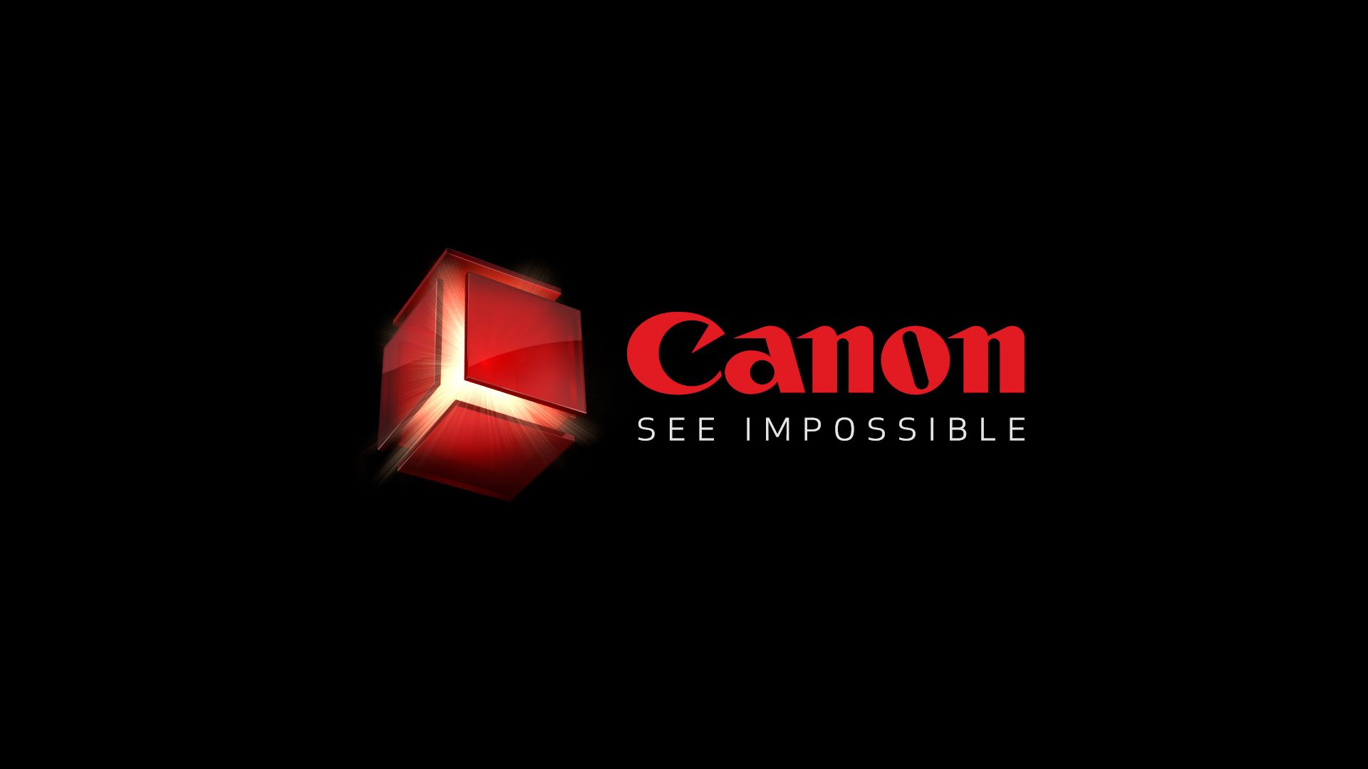 Canon Logo - Canon See Impossible Logo on Behance