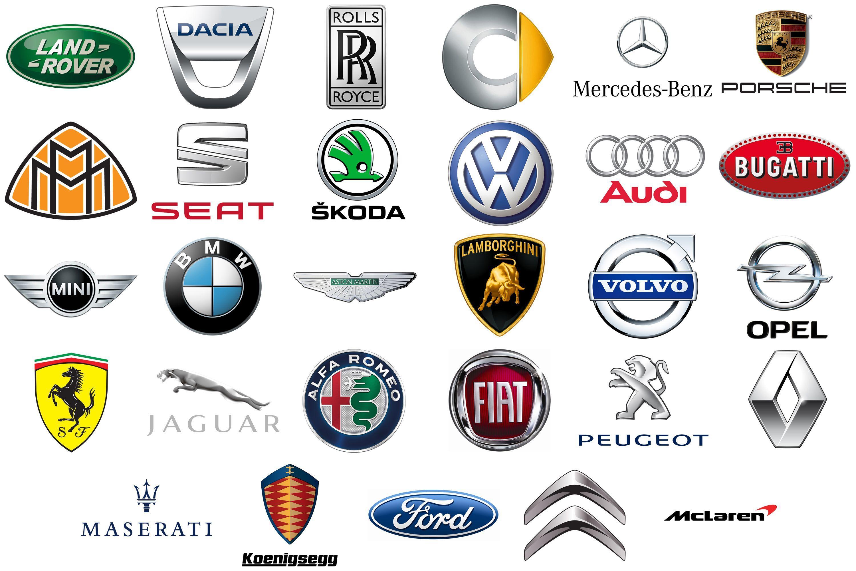 European Car Brand Logo - LogoDix