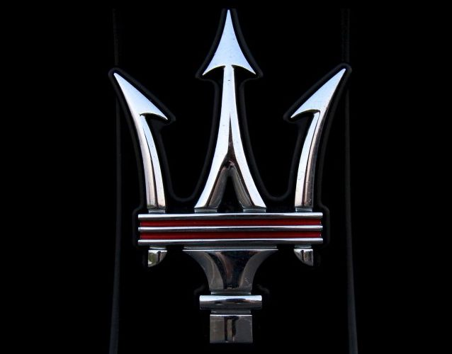 Maserati Logo - Maserati logo 11 | Logo Key Badge | Pinterest | Maserati, Cars and ...