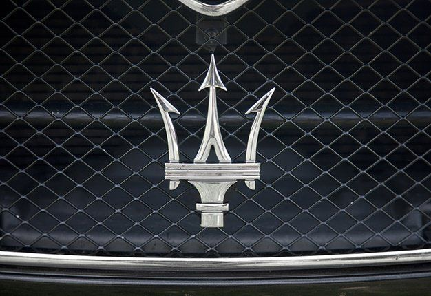 Maserati Logo - Papua New Guinea gov't says it won't pay for 40 luxurious Maserati ...