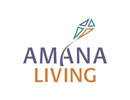 Amana Logo - Amana Living - Nursing homes and more