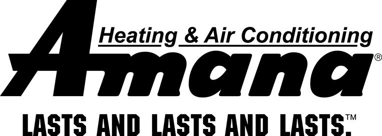 Amana Logo - Amana Forced-Air Furnaces | Al Beyers Indoor Comfort Systems
