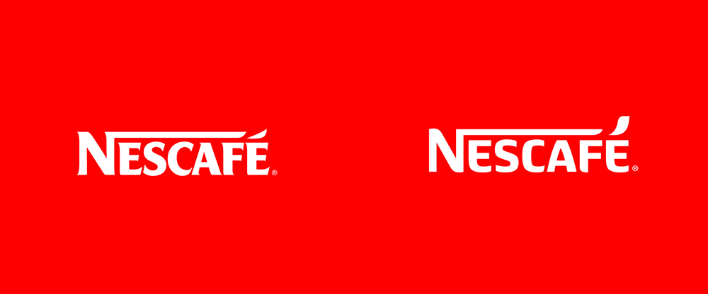 Nescafé Logo - Brand New: New Logo and Global Branding for Nescafé by Various