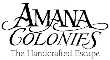 Amana Logo - Visit the Amana Colonies | Amana Convention & Visitor's Bureau
