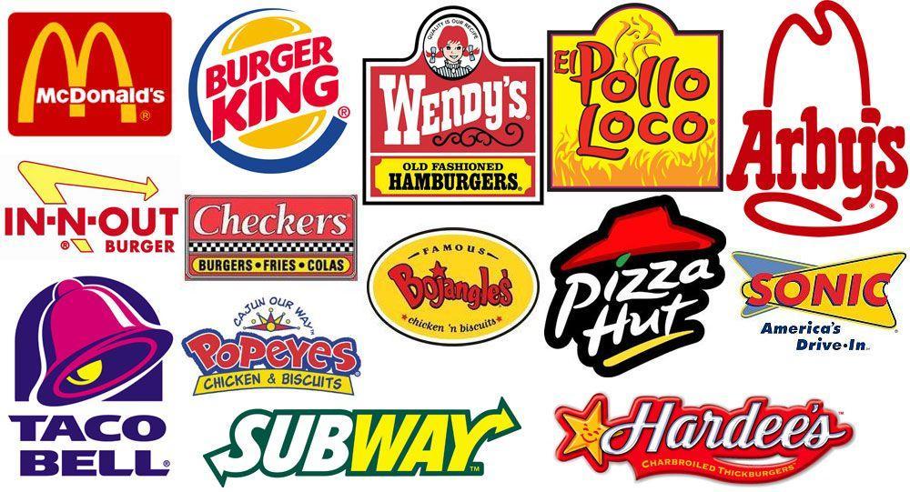 Fast Food Brand Logo - LogoDix