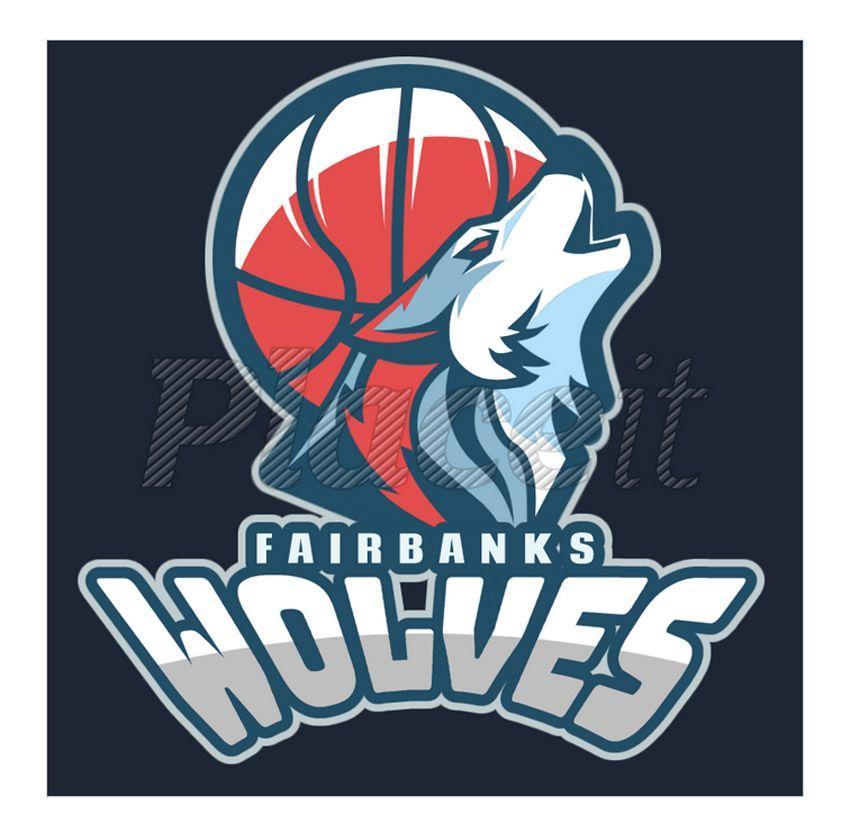 Wolf Basketball Logo Logodix