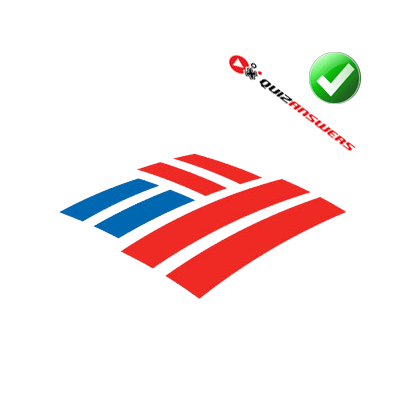 White and Blue Lines Logo - Red and blue line Logos