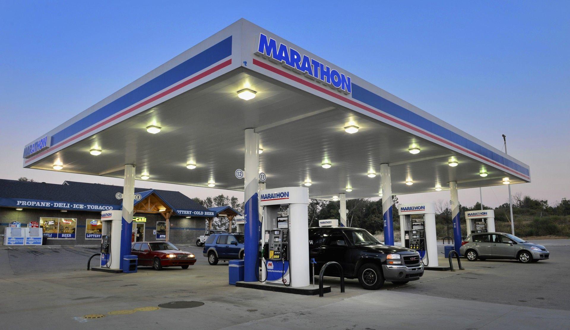 Marathon Gas Station Logo - LogoDix