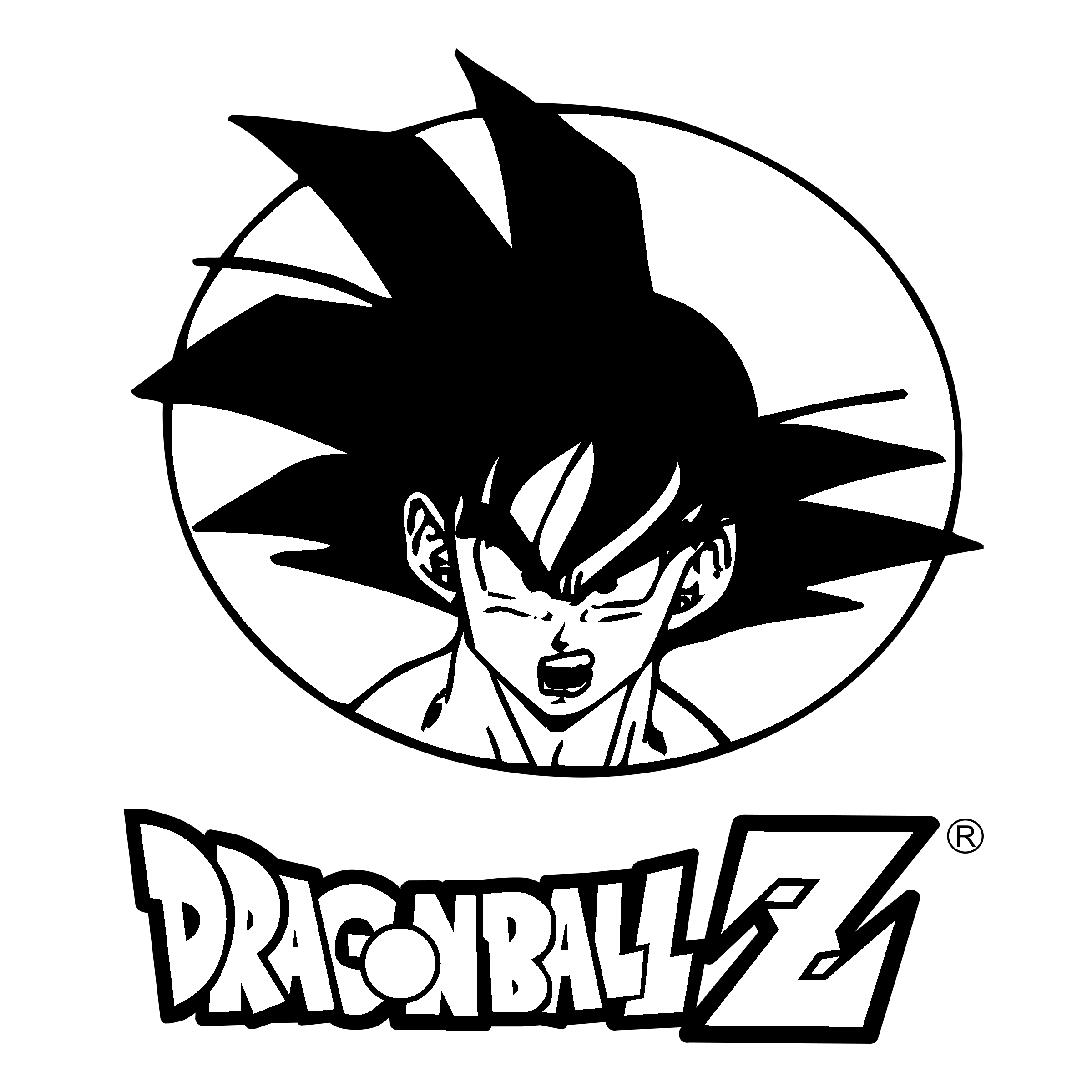 Dragon Ball Z Logo - LogoDix