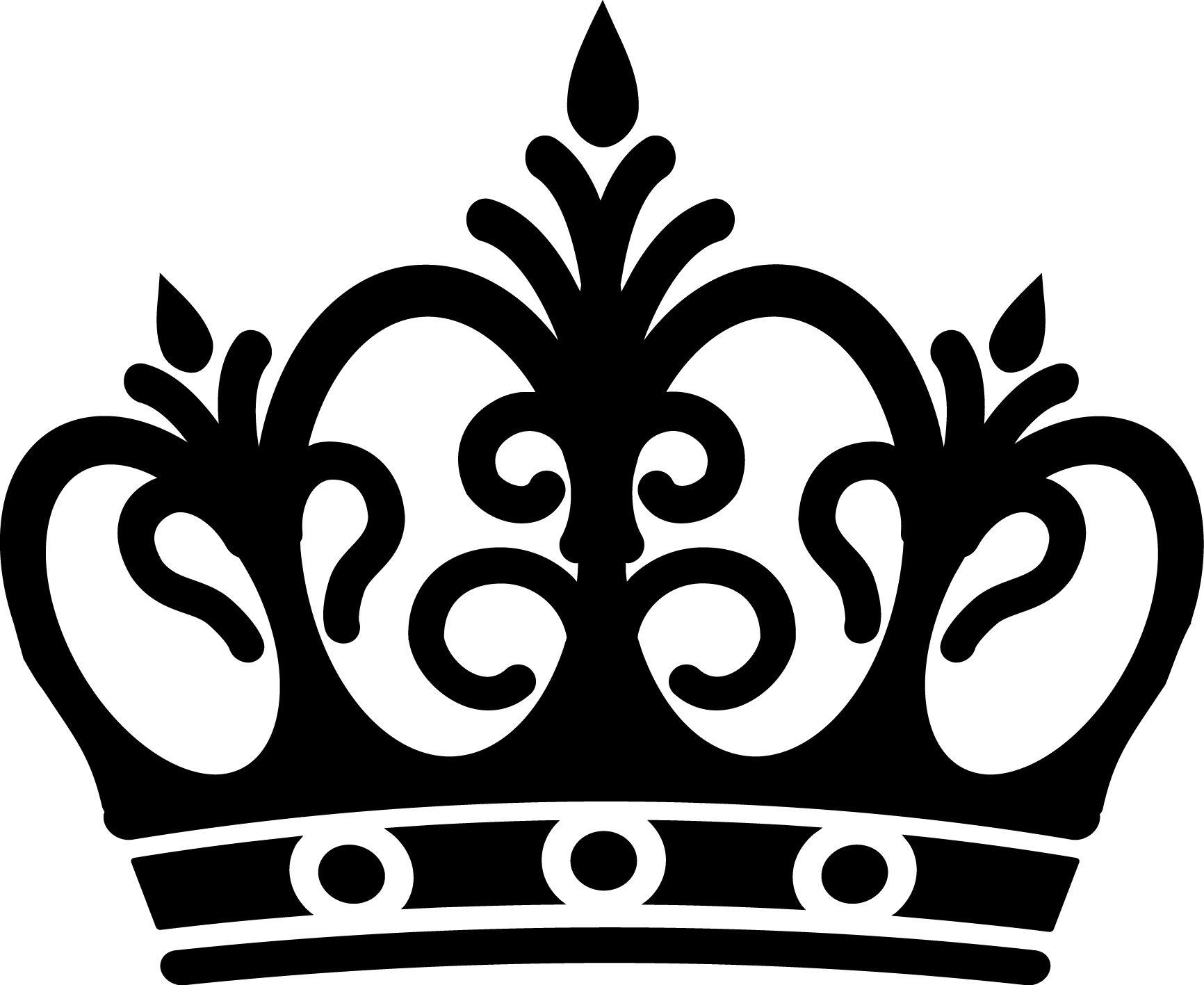 Queen Crown Logo Logodix