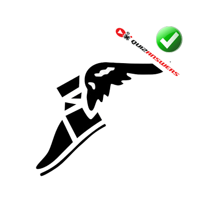 Name of Shoe with Wings Logo - LogoDix