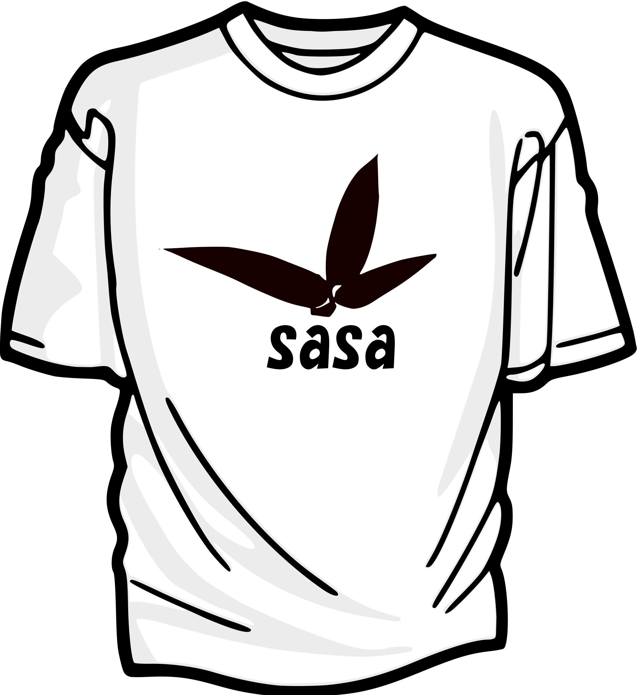 Sasa Logo - Tshirt with sasa logo Icons PNG - Free PNG and Icons Downloads