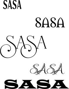 Sasa Logo - SASA KUMAR Logo Vector (.AI) Free Download