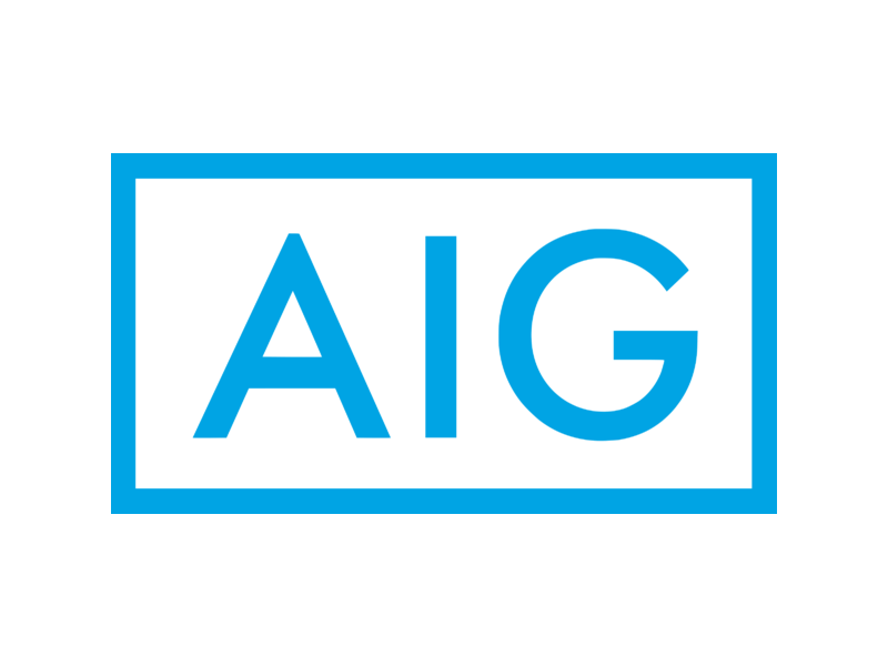 AIG Logo - AIG Insurance Logo SVG Vector & PNG Transparent - Vector Logo Supply